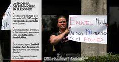 La Alerta de Violencia de Género contra las Mujeres en el Estado de México tiene resultados pobres a 14 meses de ser declarada en 11 municipios: de 550 asesinatos, sólo 18 por ciento son investigados como feminicidios. Ni siquiera los recientes casos de Karen Rebeca Esquivel Espinosa de los Monteros