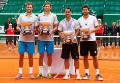 Fabio Fognini Photos: ATP Masters Series: Monte Carlo Rolex Masters - Day Eight