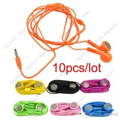 wholesale earphone for iphone buy candy color headphone earphone earbud headset for iphone 4g - Buy Candy By Color