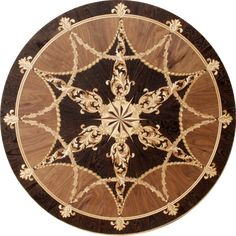 Renaissance Floor In-Lays is designing hardwood floor inlays since 1989. patterns come in forms of: medallions, panels, parquets, borders.