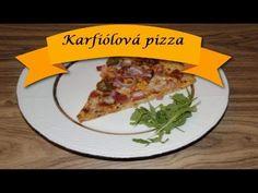 *COMEBACK*Karfiólová pizza   Mňam Recepty Comebacks, Tacos, Pizza, Mexican, Eggs, Breakfast, Ethnic Recipes, Food, Morning Coffee