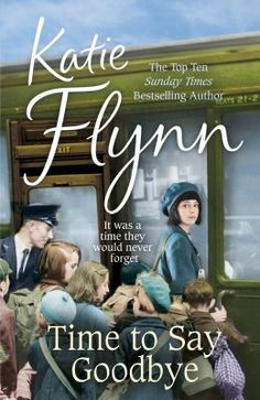 Time To Say Goodbye / Katie Flynn - click here to reserve a copy from Prospect Library