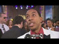 Fast & Furious 6: Ludacris Premiere Red Carpet Interview --  -- http://wtch.it/osbXB