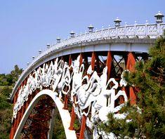 Seonimgyo Bridge, Jeju Island, South Korea