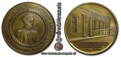 Medalla Conmemorativa de la Celebración del Sesquicentenario del Congreso de Angostura 1819 – 1969