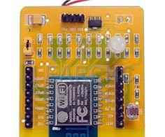 ESP-201 info | esp8266 | Pinterest | Arduino and Arduino projects