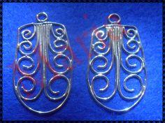 χειροποίητο ασημένιο κόσμημα 925 Drop Earrings, Jewelry, Fashion, Moda, Jewlery, Jewerly, Fashion Styles, Schmuck, Drop Earring