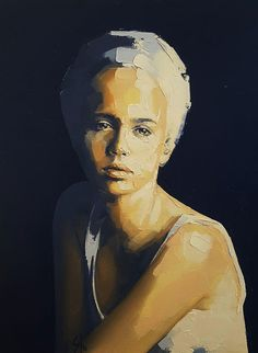 Selected Artworks by artist Solly Smook. Abstract Portrait, Abstract Oil, Portrait Art, Don Corleone, Figurative Kunst, Face Art, Figure Painting, Cool Drawings, Drawing Faces