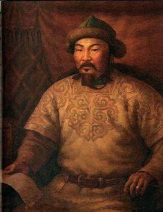 Mongolian emperor  Kublai Khan  https://en.wikipedia.org/wiki/Kublai_Khan