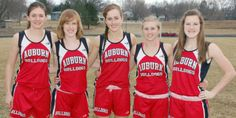 2014 Auburn High Girls Track and Field Team Returns Experience from Last Year's Class B State Champions