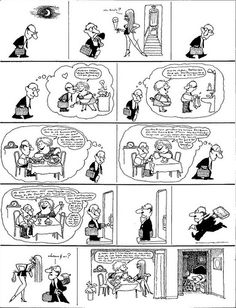 I wanted to talk some more about Quino, who was talked about extensively here . Mafalda is his best-known work, but since the only versions. Tv Tropes, Pure Fun, Story Prompts, Humor Grafico, France, Comic Strips, Bad Boys, Vignettes, Illustrators