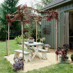 Bring Character To Your Backyard: 5 Weekend Projects