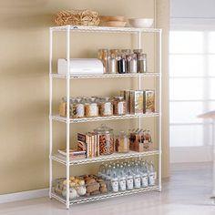 InterMetro Kitchen Shelves