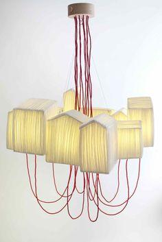 Treehouse lamps papieraetres DIY Crafts Pinterest