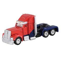 Dream Tomica #147 Ttansformers Optimus Prime สินค้าลิขสิทธิ์แท้ นำเข้าจากประเทศญี่ปุ่น เหมาะสำหรับเด็กอายุ 3 ปีขึ้นไป