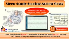 Sleep Study is also the service offered by JKM to provide companies who deal with sleep study scoring the most faster way to score sleep study. call us now