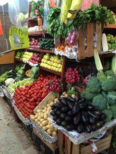 Fruit, market Lagos de Moreno