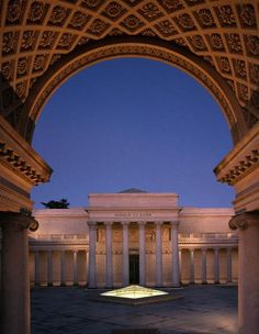 Legion of Honor - Fine art museum of San Francisco.  Check out exhibits before going.  Amazing views of the Golden Gate and the iconic Golden Gate Bridge.