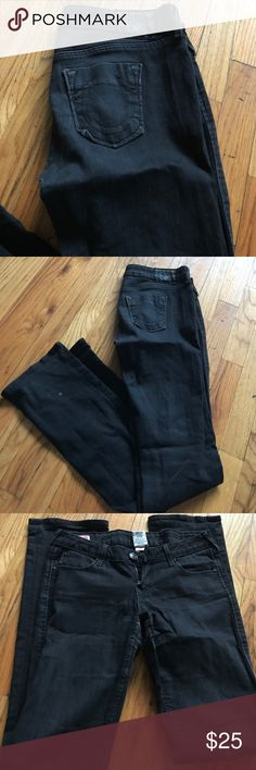 True religion jeans True religion jeans 👖 stretch faded boot cut Jeans Boot Cut