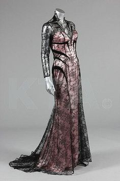 Thierry Mugler, 1994 Kerry Taylor Auctions featured on OMG That Dress!