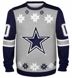 Dallas Cowboys Christmas Sweater | NFL Christmas Sweaters ...