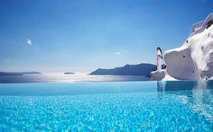 Katikies #イアサントリーニ #ギリシャ #Luxury #Travel #Hotels #Katikies