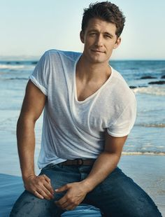 Matthew Morrison née Matthew James Morrison.  Details magazine 12/10 - Photos by Norman Jean Roy.