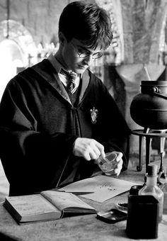 Daniel Radcliffe As Harry Potter♥ ♥ 7 Films