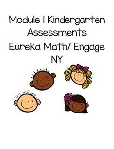 I realized that after teaching Engage NY/Eureka Math that the performance assessments were not enough to make sure that my students were grasping all of the concepts.  Therefore, I have created written assessments for each topic in Module 1.  I hope that your will find them useful in your classroom!