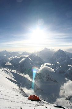 The View from the Seven Highest Peaks on Earth (C1, W15)