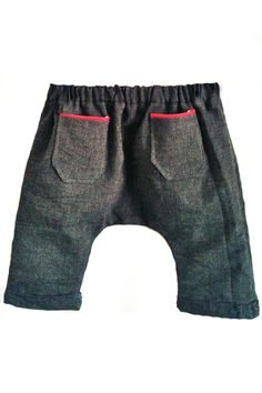 Bonnie And Claude  Pantalon Tweed bebe