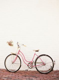 Lunarka's Treasure Box: Inspirations: bicycles with flowers