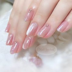 Gel Nails, Manicure, Nail Polish, Korean Nails, Kawaii Nails, Best Acrylic Nails, Easy Nail Art, Simple Nails, Winter Nails