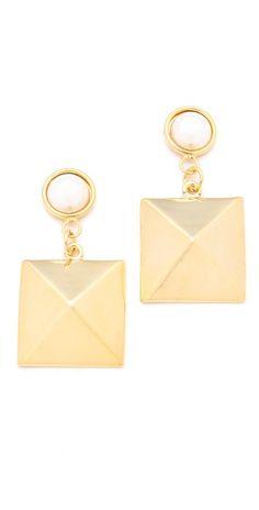 Fallon Jewelry Double Stud Earrings