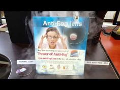 Eco Anti-fog Lens