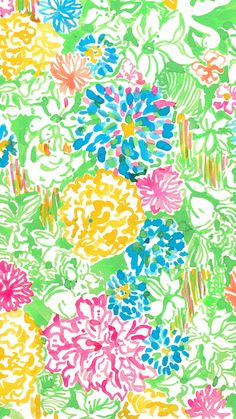 Hibiscus Stroll - Lilly Pulitzer
