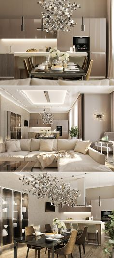 Get inspired with living room ideas and photos for your home refresh or remodel. In here we offers thousands of design ideas for every room in every style. Apartment Interior, Interior Design Living Room, Living Room Designs, Living Room Decor, Bedroom Decor, Küchen Design, House Design, Design Ideas, Appartement Design