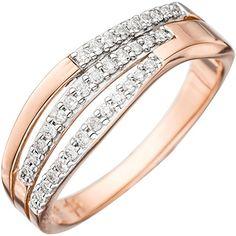 Damen-Ring 35 Diamant-Brillanten 14 Karat (585) Rotgold 0.23 ct. 56 (17.8) Dreambase http://www.amazon.de/dp/B0147RR32E/?m=A37R2BYHN7XPNV