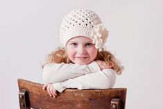 Items similar to Crochet Pattern for Taryn Hat with interchangeable flowers - 5 sizes, baby to adult - Welcome to sell finished items on Etsy Crochet Hook Sizes, Crochet Hooks, Crochet Baby, Knit Crochet, Flower Patterns, Crochet Patterns, Hat Patterns, Button Flowers, Photo Tutorial