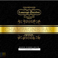 Taste design by @AndiiMag;) for @cubechampagne will come to #TheCube,  #Level25 in Birmingham :) Laurent-Perrier Les Champagnes.