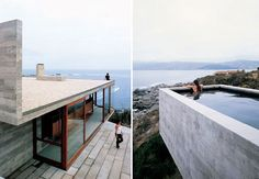 Rooftop Infinity Pool in Chile | Residentiality - An Architect's ...
