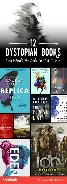12 dystopian books worth adding to your reading list CHILDREN OF EDEN IS A MUST READ   dystopian novels, this list is sure to give you some fresh ideas!