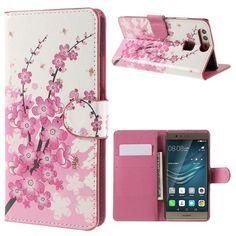 Köp Plånboksfodral Huawei P9 körsbärsblom online: http://www.phonelife.se/planboksfodral-huawei-p9-korsbarsblom