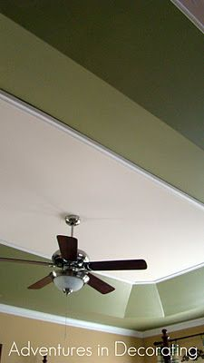 I don't like this ceiling paint