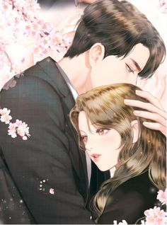 New Drawing Love Hug Ideas Manga Couple, Anime Love Couple, Couple Cartoon, Romantic Anime Couples, Cute Anime Couples, Anime Couples Drawings, Anime Couples Manga, Anime Cupples, Anime Guys