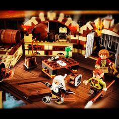 The Hobbit: Barrel Escape