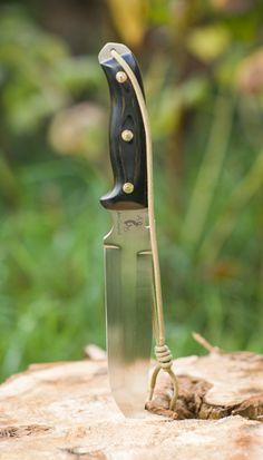 John Campbell Saguaro Survival Knife