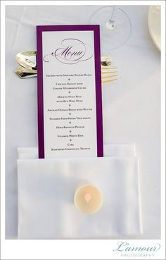 Punky's Designs - Reception Program