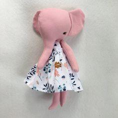 rachelfound — Rose the pink Elephant