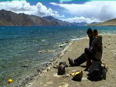 The only words that seem to do justice to the timeless beauty of the Pangong Lake, are 'Paradise on Earth'.    With hues that range from a brilliant turquoise to a deep blue, this shimmering patch of sky on land is the highest salt water lake in Asia.    These tranquil waters are a must-see for anyone visiting Ladakh. #CoxandKings